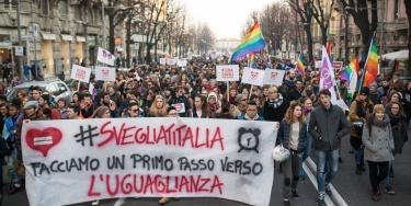 E' ora di essere civili #svegliaitalia