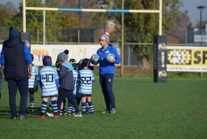 Rugby concentramento Badia