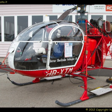 Hely Weekend - Grenchen Airport