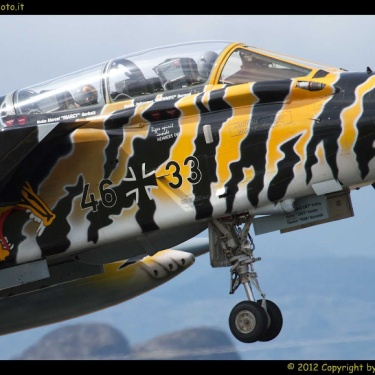 Nato Tiger Meet 2012 Ørland Air Base - Spotters Day
