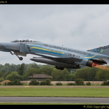 Royal International Air Tattoo 2012 - Monday Departures