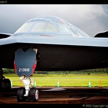 Royal International Air Tattoo 2012 - Northrop Grumman B2 Spirit