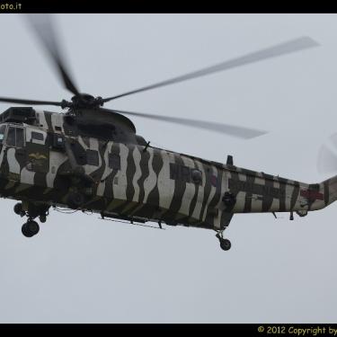 Royal International Air Tattoo 2012 - Friday Arrivals