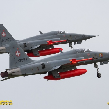 Payerne Air Base - Swiss Air Force