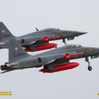Payerne Air Base - Swiss Air Force