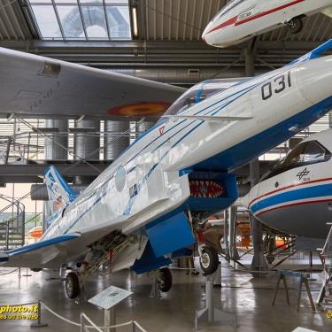 Munich Aviation Museum (Flugwerft Schleissheim)