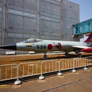 JSDAF Japan Self Defence Air Force Museum - Hamamatsu