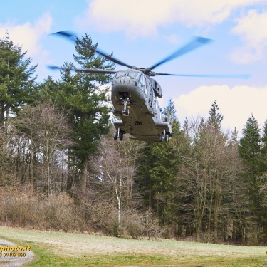SPTA Salisbury Plain Training Area & Boscombe Down - Royal Air Force UK