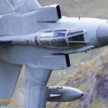 LFA7 - Low Fly Area Royal Air Force - Central Wales - Cad West