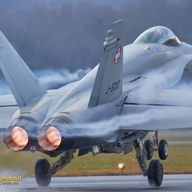 World Economic Forum - Meiringen Air Base