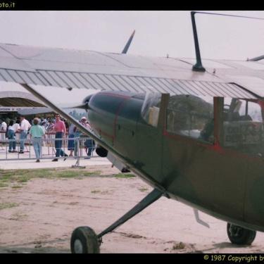 Airshow Forli 1987