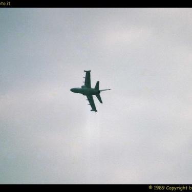 Airshow Forlì 1989