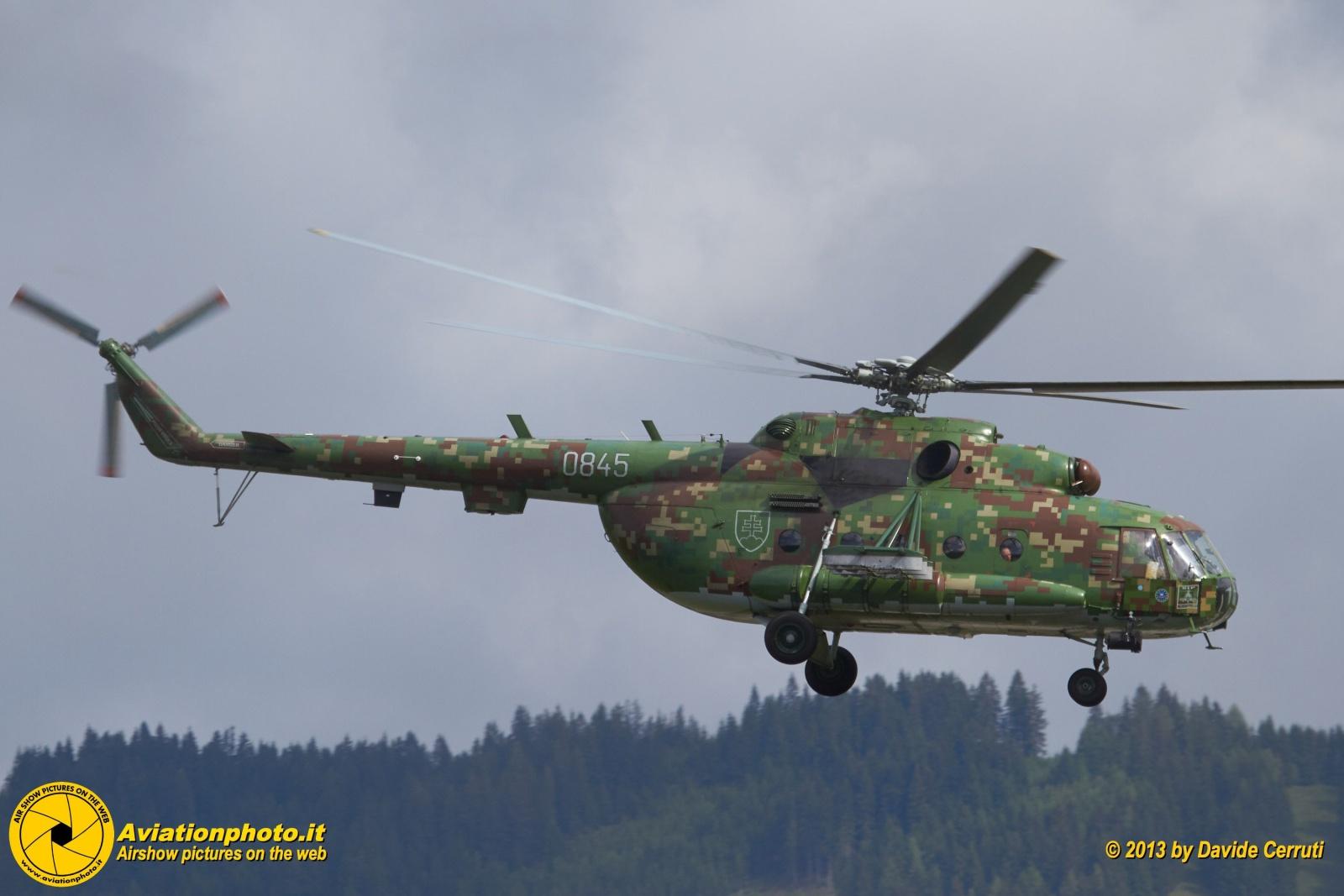 Airpower 13 - Sunday Departures - Zeltweg Air Base