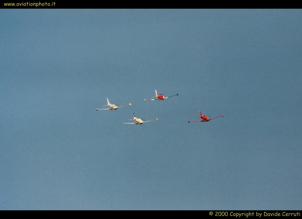 Airshow Biella 2000