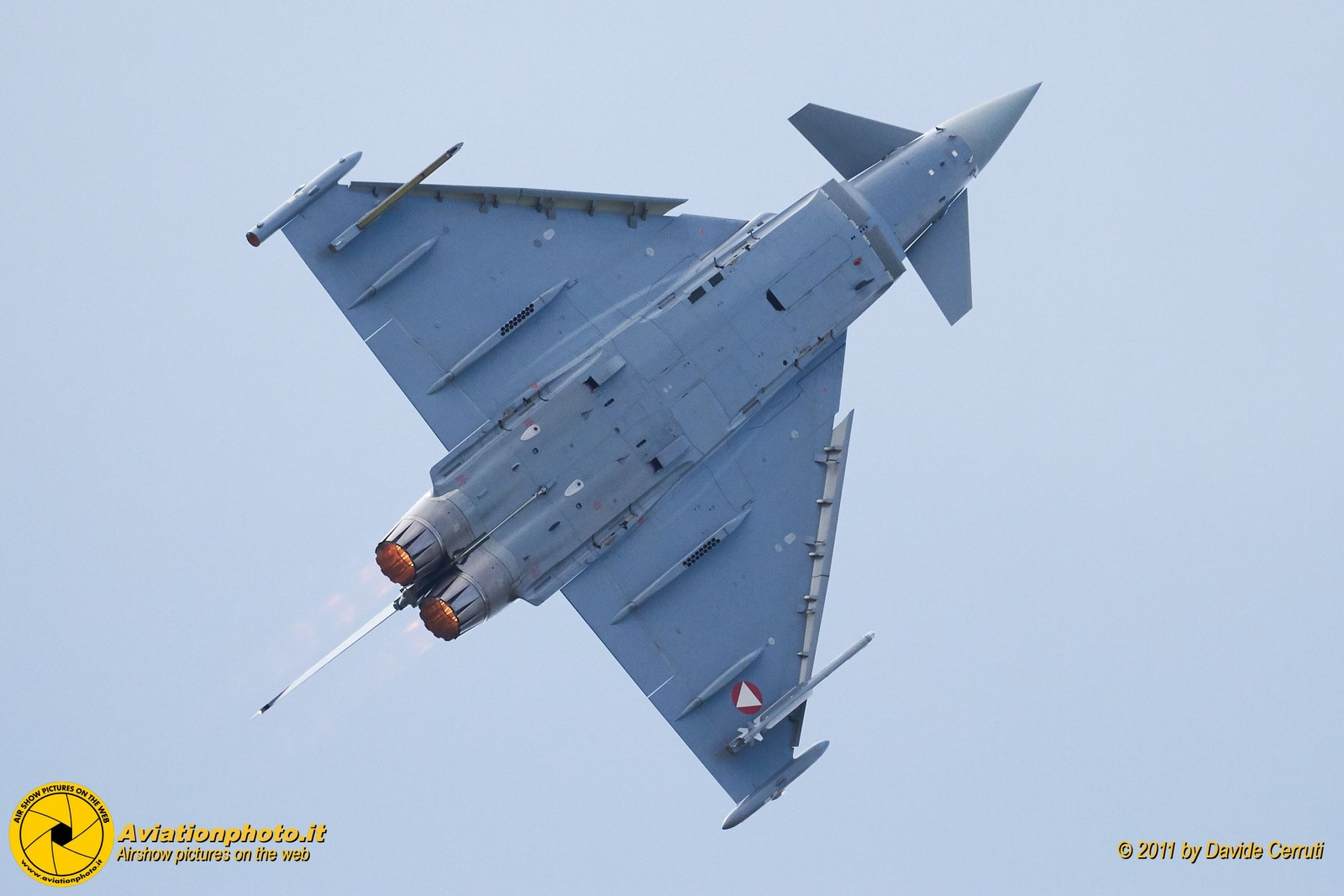 Eurofighter around Europe