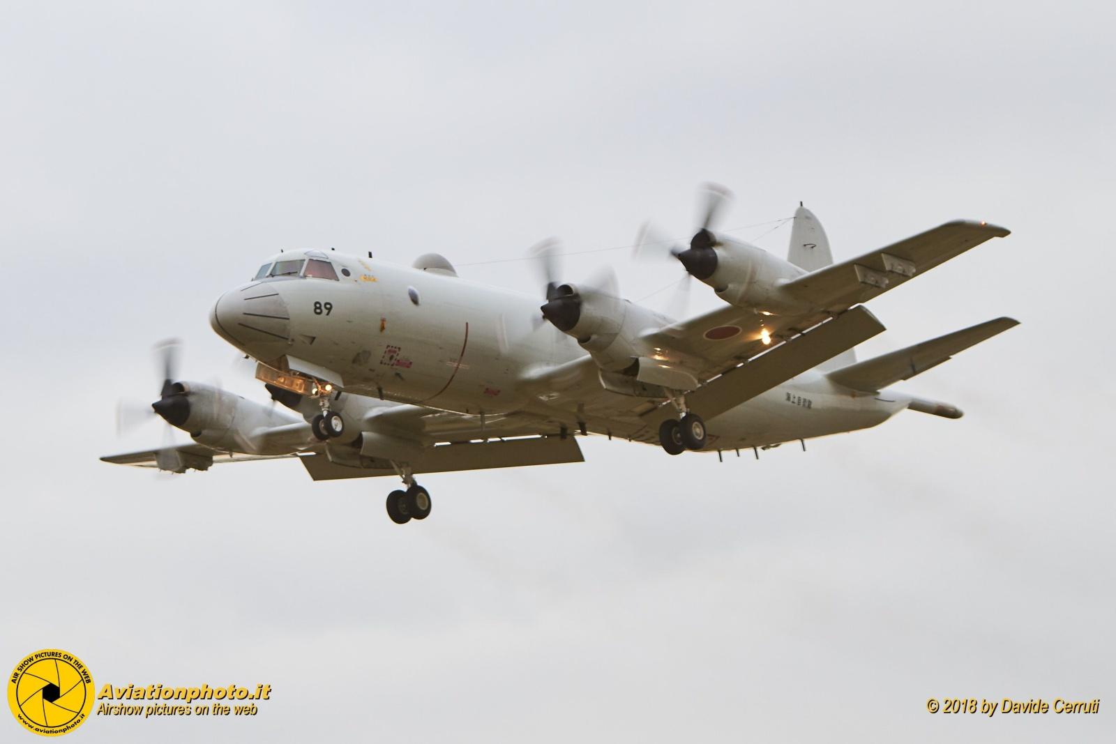 JSDAF Japan Self Defence Air Force - Atsugi Air Base