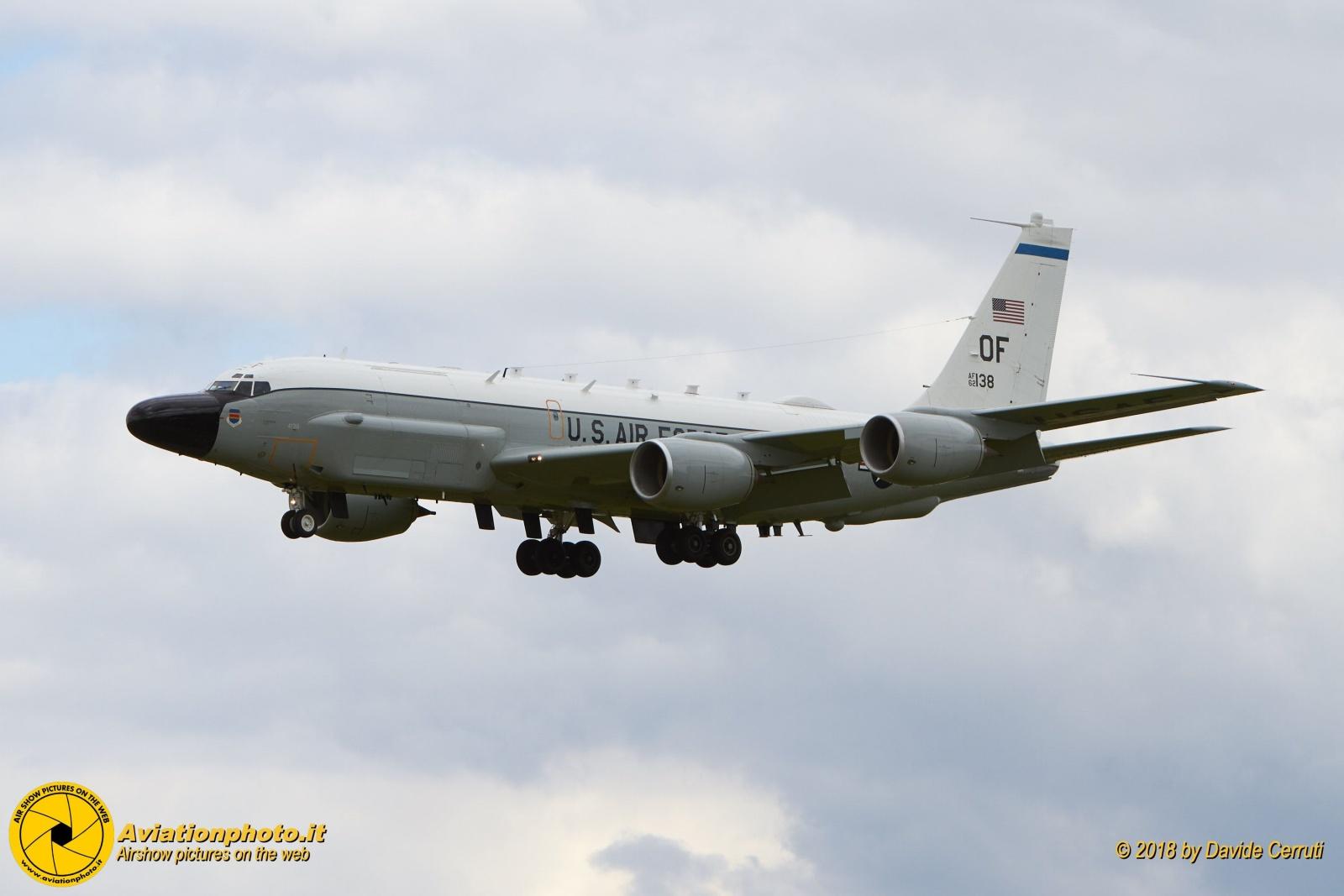 Mldenhall Air Base - Royal Air Force UK