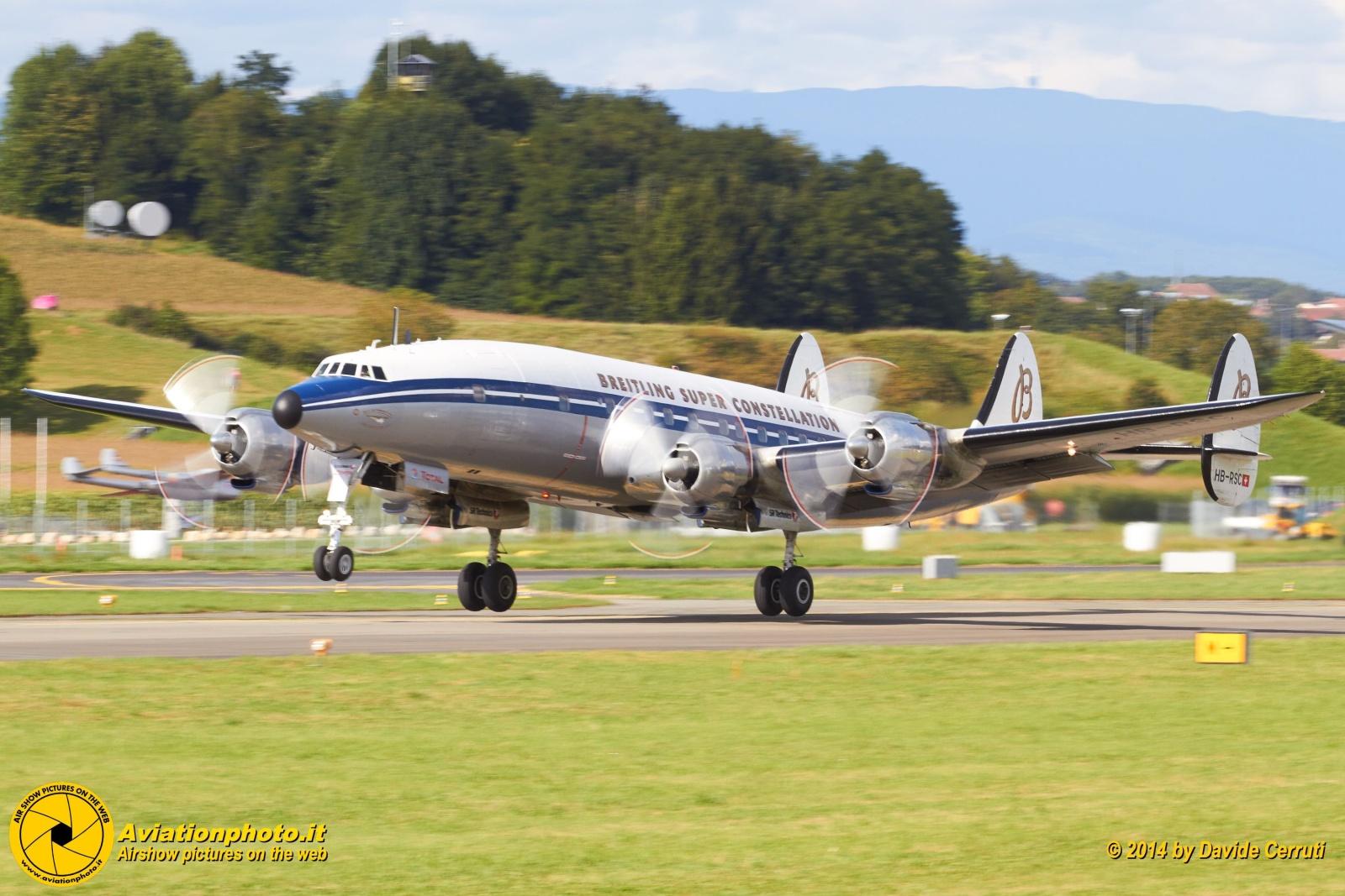 Air14 - Payer Air Base - Arrival & Rehearsal