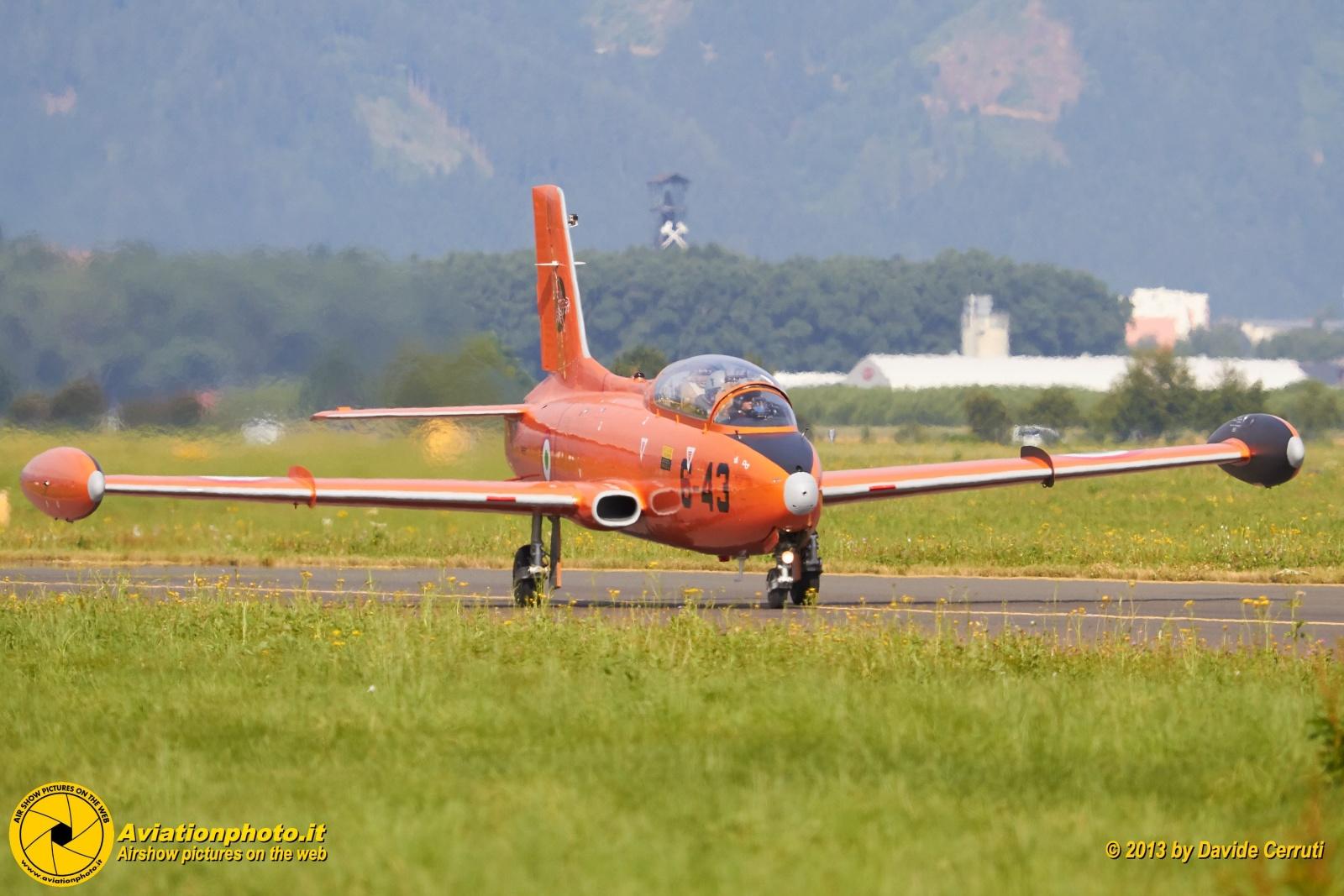 Airpower 13 - Thursday Arrival & Rehearsal - Zeltweg Air Base