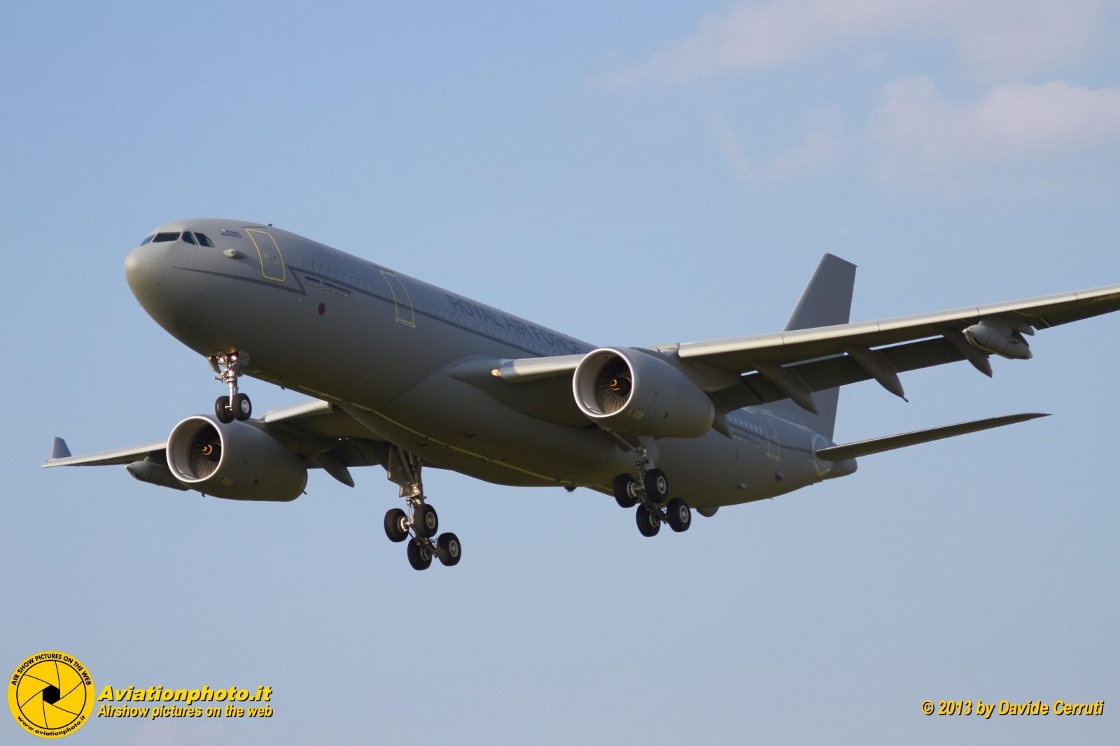 Royal International Air Tattoo 2013 - Thursday Arrival