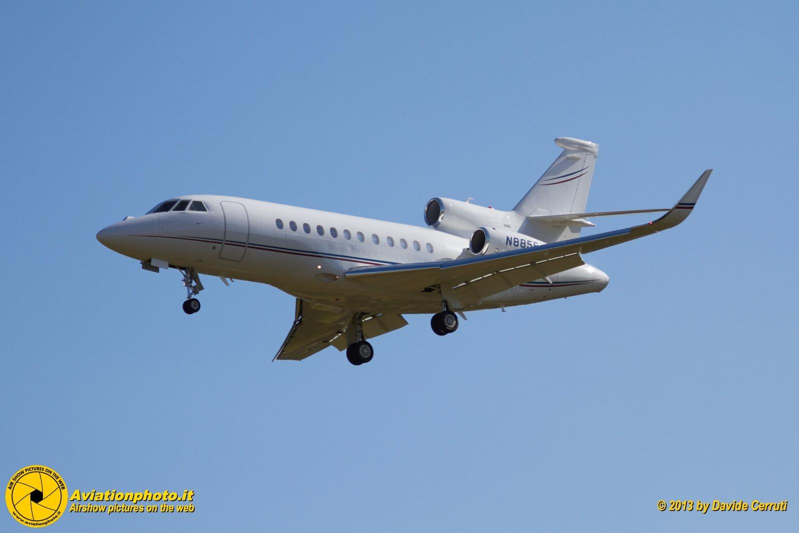 Royal International Air Tattoo 2013 - Friday Arrival