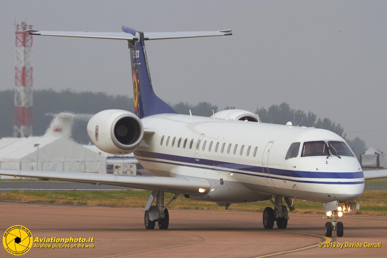 Royal International Air Tattoo 2013 - Monday departures