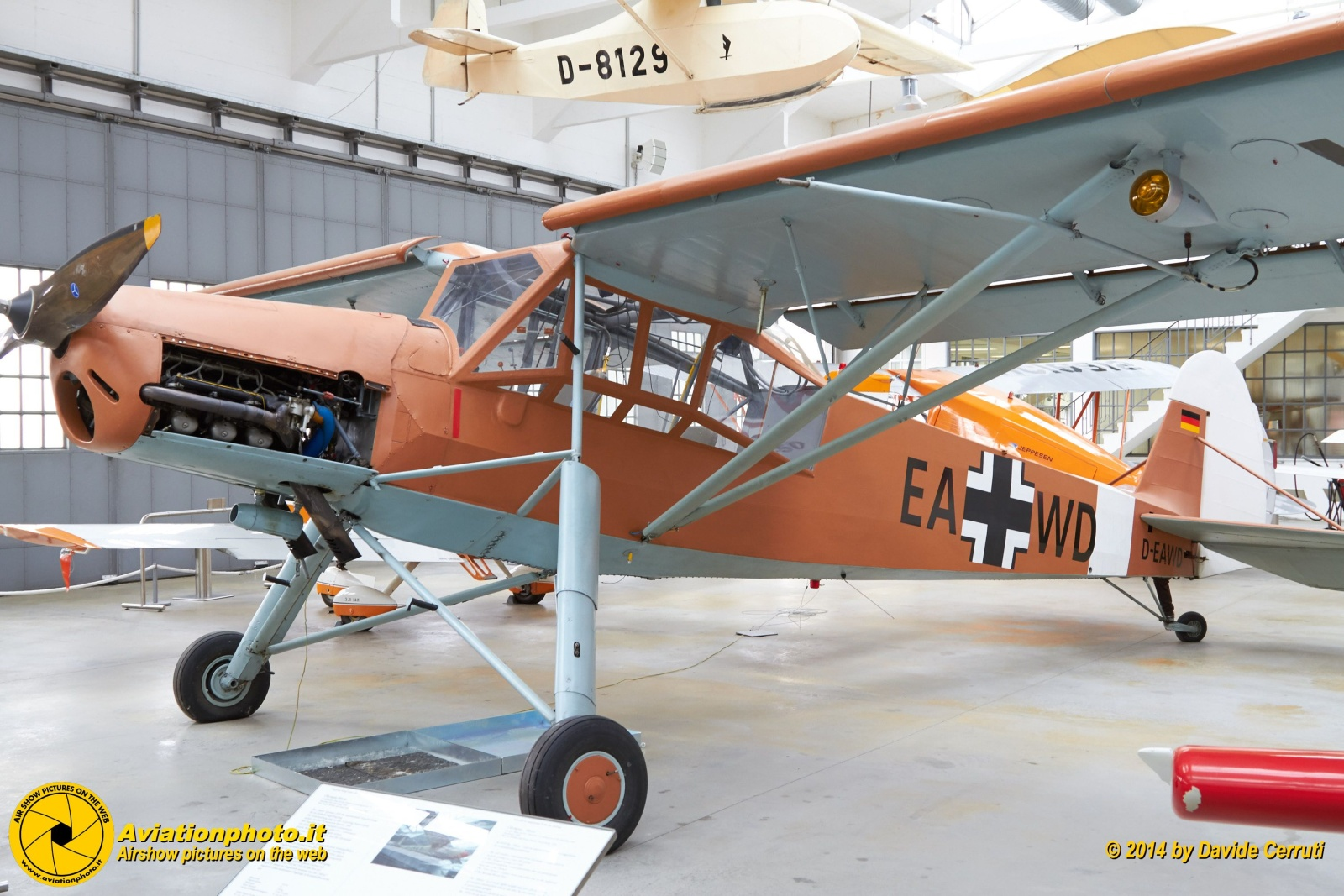 Munich Aviation Museum (Flugwerft Schleissheim)