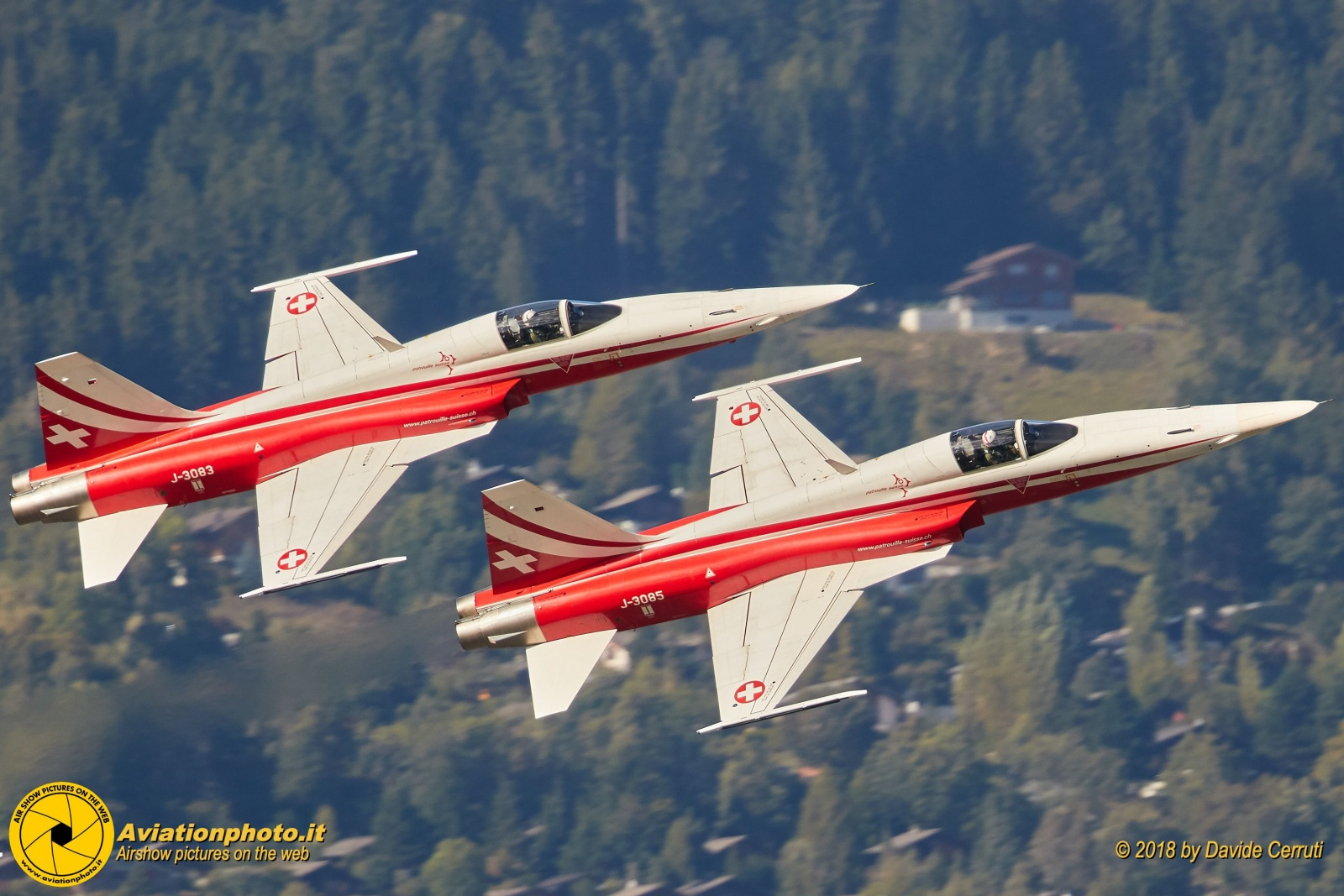 Breitling Airshow - Sion Air Base