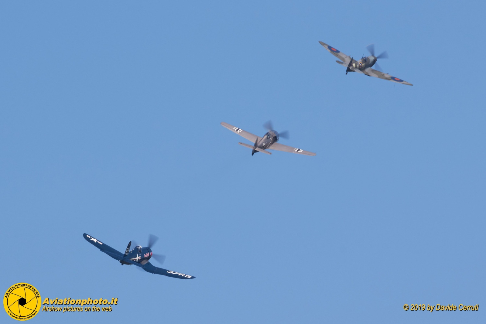 Airpower 19 - Zeltweg Air Base - Arrivals & Rehearsal