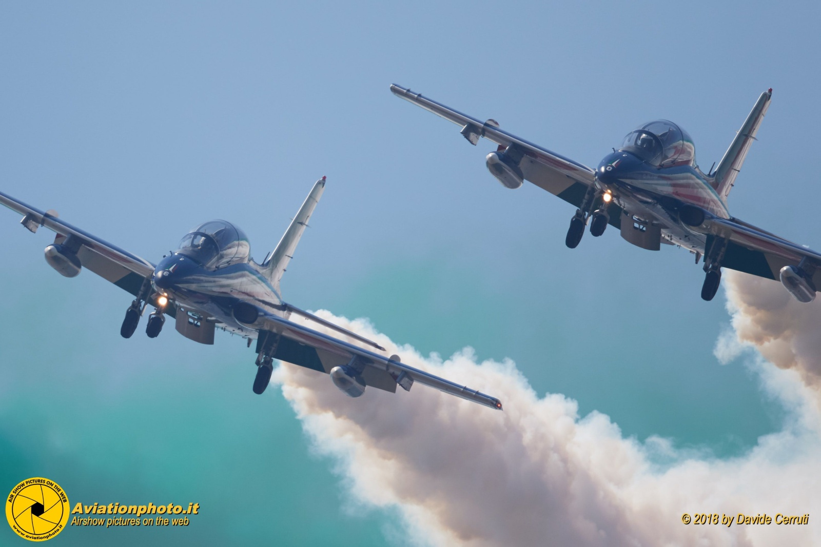 Special Frecce Tricolori - 35 years of pictures