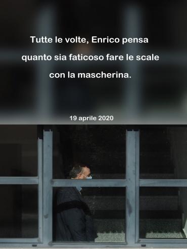 #FASE 1 - DIARIO DELLA QUARANTENA