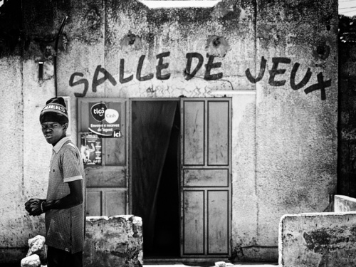 SENEGAL ON THE ROAD