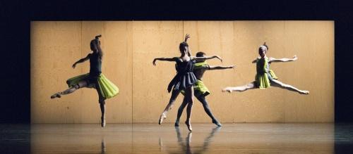 Music   Dance   Theater
